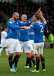 Kris Boyd, Kenny Miller and Stevie Smith