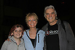 As The World Turns' Ellen Dolan poses with her daughter Angela and significant other Doug Jeffrey as she stars in My Big Gay Italian Wedding on March 18, 2011 (also 3-17- & 3-20) at St. Luke's Theatre, New York City, New York. (Photo by Sue Coflin/Max Photos)