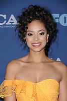 04 January 2018 - Pasadena, California - Amber Stevens West. FOX Winter TCA 2018 All-Star Partyheld at The Langham Huntington Hotel in Pasadena.  <br /> CAP/ADM/BT<br /> &copy;BT/ADM/Capital Pictures
