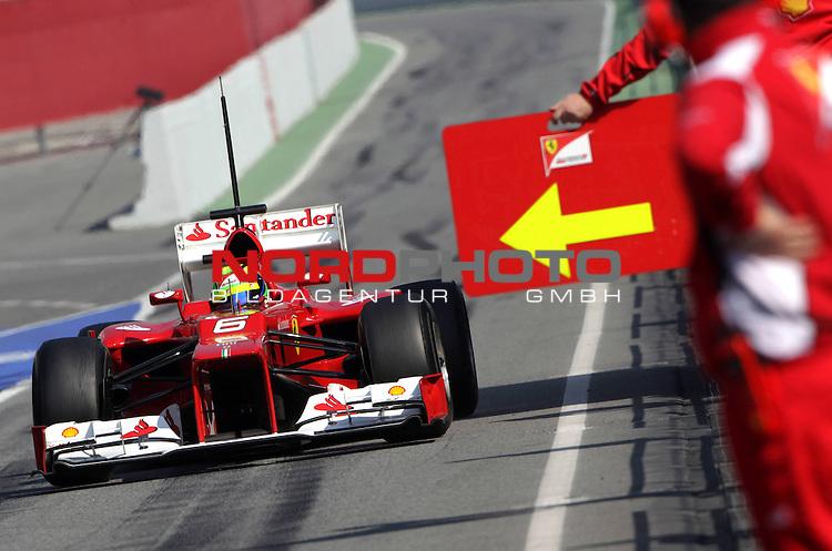 Felipe Massa (BRA), Scuderia Ferrari <br />   Foto &copy; nph / Polepositon<br /> *** GER and CRO only ***** *** Local Caption ***