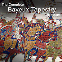 Pictures of the Bayeux Tapestry - Image gallery -