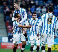 Huddersfield v Bristol 3.11.12