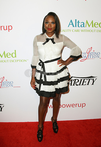 BEVERLY HILLS, CA - MAY 12: Naturi Naughton attends the AltaMed Power Up, We Are The Future Gala at the Beverly Wilshire Four Seasons Hotel on May 12, 2016 in Beverly Hills, California. Credit: Parisa/MediaPunch.