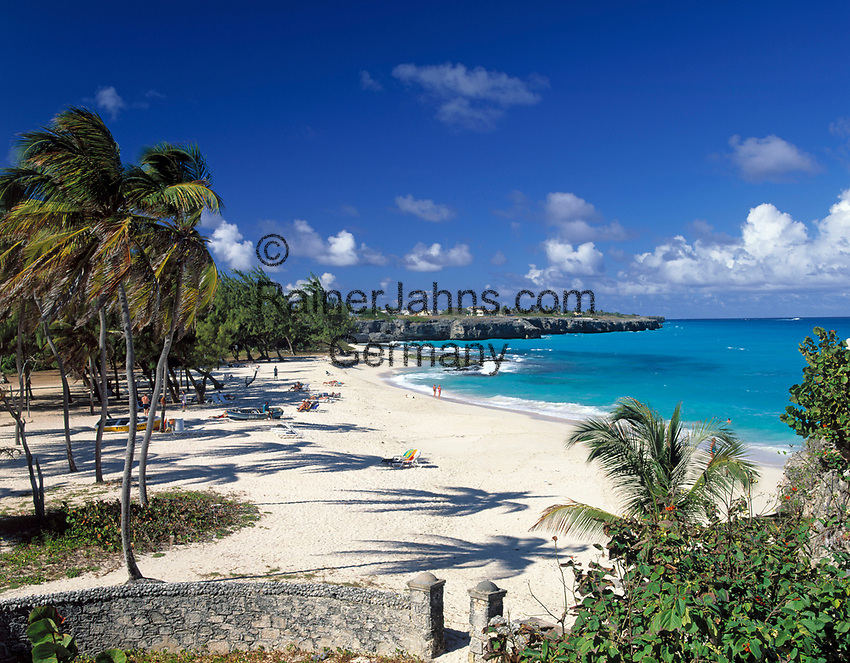 BRB, Barbados, Sam Lord's Castle: Strand | BRB, Barbados, Sam Lord's Castle: beach