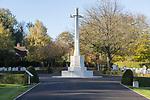 Tidworth military cemetery, Tidworth, Wiltshire, England, UK