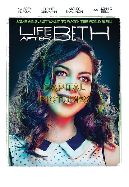 POSTER ART<br /> in Life After Beth (2014) <br /> *Filmstill - Editorial Use Only*<br /> CAP/NFS<br /> Image supplied by Capital Pictures