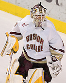Joe Pearce - Boston College defeated Princeton University 5-1 on Saturday, December 31, 2005 at Magness Arena in Denver, Colorado to win the Denver Cup.  It was the first meeting between the two teams since the Hockey East conference began play.