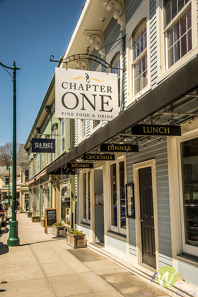 Main Street, Mystic, CT.