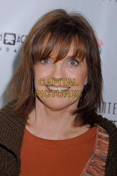 "LINDA GRAY.The Screen Actors Guild Foundation and Zimand Entertainment host prize-winning ceremony for Los Angeles Children's ""Love Equals"" writing contest held at the Beverly Center, 8th Floor Food Court, ,Los Angeles, USA, 14 February 2007..portrait headshot.CAP/ADM/GB.©Gary Boas/AdMedia/Capital Pictures."