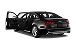 Car images close up view of 2015 Audi S6 Base 4 Door Sedan doors