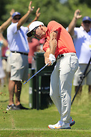 Paul Casey (ENG) tees off the par3 7th tee during Saturday's Round 3 of the 118th U.S. Open Championship 2018, held at Shinnecock Hills Club, Southampton, New Jersey, USA. 16th June 2018.<br /> Picture: Eoin Clarke | Golffile<br /> <br /> <br /> All photos usage must carry mandatory copyright credit (&copy; Golffile | Eoin Clarke)