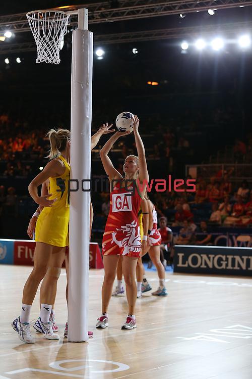 Glasgow 2014 Commonwealth Games<br /> Wales v Australia<br /> Scotland Exhibition &amp; Conference Centre.<br /> <br /> 24.07.14<br /> &copy;Steve Pope-SPORTINGWALES