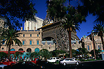 Eiffel Tower, The Strip, Las Vegas, Nevada, USA