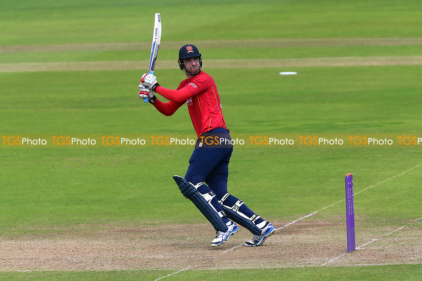 Paul Walter hits six runs for Essex during Somerset vs Essex Eagles, Royal London One-Day Cup Cricket at The Cooper Associates County Ground on 14th May 2017