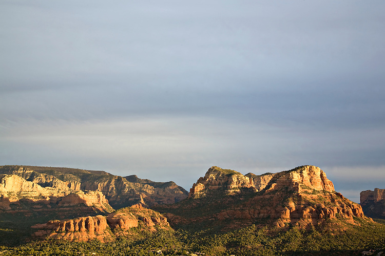 Munds Mountain near Sedona, Arizona
