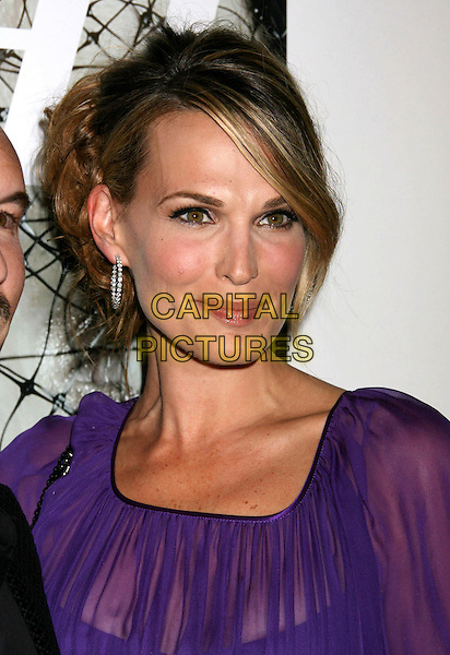 MOLLY SIMS .Hollywood Life's 5th Annual Hollywood Style Awards held at the Pacific Design Center, West Hollywood, California, USA, 12 October 2008..portrait headshot purple .CAP/ADM/MJ.©Michael Jade/Admedia/Capital Pictures