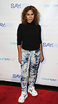 Daphne Rubin-Vega during the 8th Annual Paul Rudd All-Star Benefit for SAY at Lucky Strike Lanes  on November 11, 2019 in New York City.