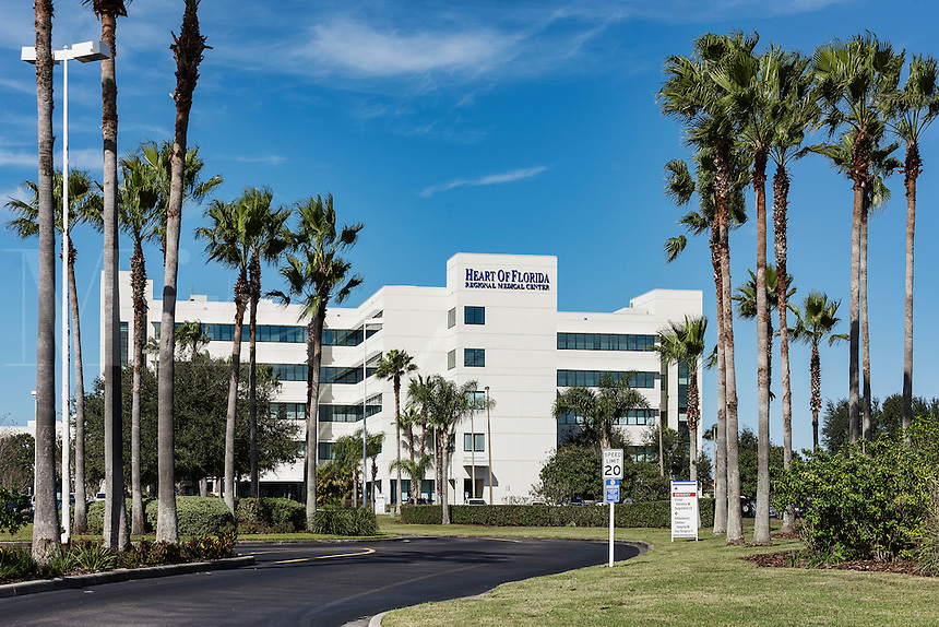 Heart of Florida Regional Medical Center, Davenport, Florida, USA
