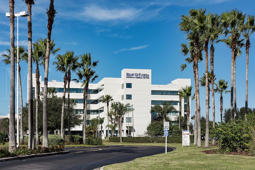 Heart of Florida Regional Medical Center, Davenport, Florida, USA