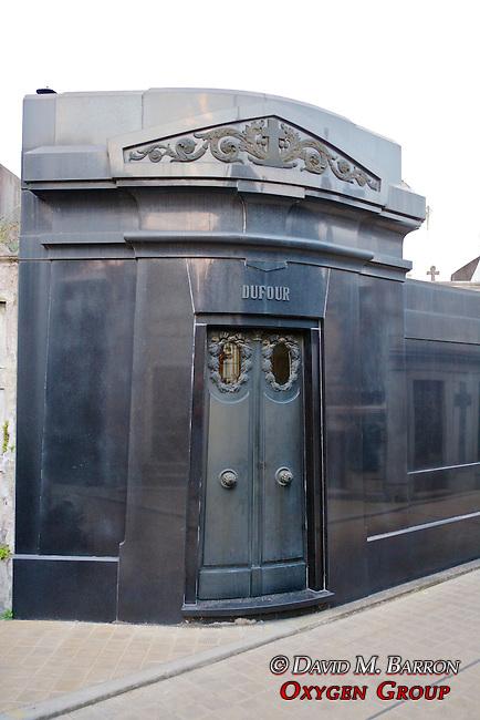 Dufour Tomb, La Recoleta Cemetery