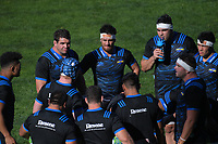 Hurricanes Super Rugby training at Rugby League Park in Wellington, New Zealand on Thursday, 25 April 2019. Photo: Dave Lintott / lintottphoto.co.nz