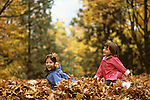Autumn with kids