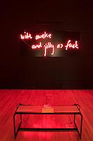 Wide Awake and Jolly as Fuck, Alisa Sinclair, Visual Communication, 2016
