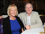 David and Mary Smith pictured at the Flying Carlton Legacy at the Glenside Hotel. Photo: Colin Bell/pressphotos.ie