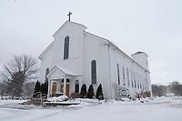St. Joseph's Church, Corunna