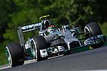 Nico Rosberg (GER), Mercedes GP<br />  Foto © nph / Mathis