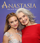 Christy Altomare and Mary Beth Peil attend Broadway Opening Night After Party for 'Anastasia' at the Mariott Marquis Hotel on April 24, 2017 in New York City.