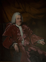 Robert Dundas, second lord president, in old age, by Henry Raeburn