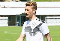 Marco Reus (Deutschland, Germany) - 05.06.2018: Training der Deutschen Nationalmannschaft zur WM-Vorbereitung in der Sportzone Rungg in Eppan/Südtirol