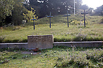 Verzetsmonument, War memorial 1940-1945 The Dunes between Scheveningen and Katwijk Holland
