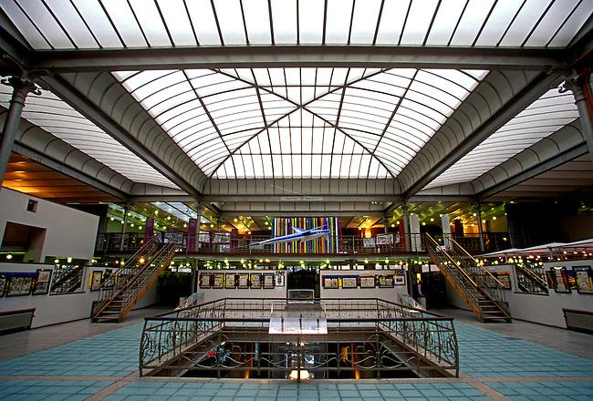 Belgian Comic Strip Center, city of Brussels, Brussels Capital Region, Belgium, Europe