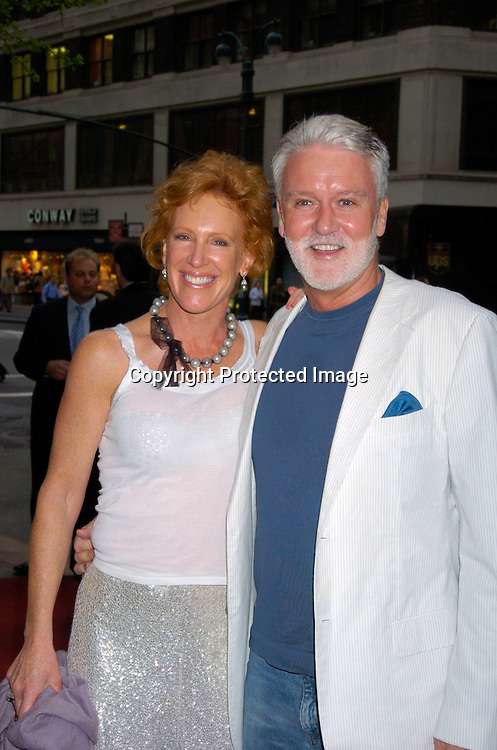 CC Dyer and John Hart ..at the Third Annual Sundance Institute Gala honoring ..Risk-Takers in the Arts on April 22, 2004 at Gotham Hall. ..Photo by Robin Platzer, Twin Images