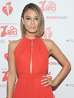 NEW YORK, NY - FEBRUARY 07: Nathalie Kelley attends The American Heart Association's Go Red For Women Red Dress Collection 2019 Presented By Macy's at Hammerstein Ballroom on February 7, 2019 in New York City.     <br /> CAP/MPI/GN<br /> ©GN/MPI/Capital Pictures