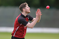Ed Bird of NMCC during North Middlesex CC vs Hampstead CC, Middlesex County League Cricket at Park Road on 25th May 2019
