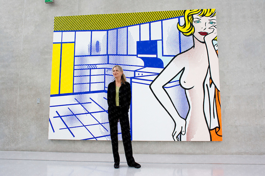 Dorothy Lichtenstein, President and Coexecutor of the Lichtenstein Estate and wife of Roy Lichtenstein,a prominent American pop artist.