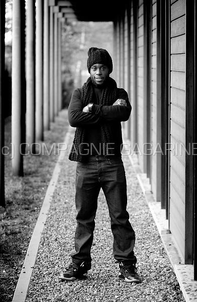 Belgian football player Réginal Goreux (Belgium, 13/12/2011)