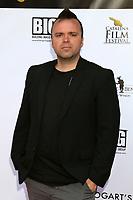 LOS ANGELES - SEP 27:  Brandon Slagle at the 2019 Catalina Film Festival - Friday at the Catalina Bay on September 27, 2019 in Avalon, CA