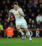 Michael Carrick of Manchester United<br /> - Barclays Premier League - Bournemouth vs Manchester United - Vitality Stadium - Bournemouth - England - 12th December 2015 - Pic Robin Parker/Sportimage