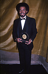 James Ingram attending the Urban Contemporary Awards on January 21, 1983 at the Savoy in New York City.