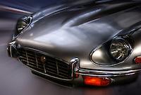 Classic car.<br /> Jaguar E Type