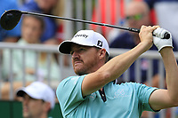 Jimmy Walker (USA) tees off the 10th tee during Saturday's Round 3 of the WGC Bridgestone Invitational 2017 held at Firestone Country Club, Akron, USA. 5th August 2017.<br /> Picture: Eoin Clarke | Golffile<br /> <br /> <br /> All photos usage must carry mandatory copyright credit (&copy; Golffile | Eoin Clarke)