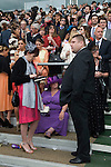 Royal Ascot horse racing Berkshire. 2012.
