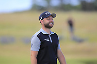 Andy Sullivan (ENG) on the 12th during Round 3 of the Aberdeen Standard Investments Scottish Open 2019 at The Renaissance Club, North Berwick, Scotland on Saturday 13th July 2019.<br /> Picture:  Thos Caffrey / Golffile<br /> <br /> All photos usage must carry mandatory copyright credit (© Golffile | Thos Caffrey)