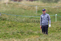Paul Waring (ENG) on the 3rd during Round 1 of the Betfred British Masters 2019 at Hillside Golf Club, Southport, Lancashire, England. 09/05/19<br /> <br /> Picture: Thos Caffrey / Golffile<br /> <br /> All photos usage must carry mandatory copyright credit (© Golffile | Thos Caffrey)