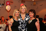 Marie Reynolds, Linda McGuinness and Melanie Brannigan at Tango's 6th Anniversary Party.<br /> Picture: Shane Maguire / www.newsfile.ie