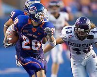Boise State Football 2007 v Weber State